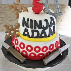 Ninja Birthday Party! - Ninja