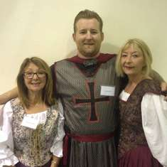 Knights for Christ Gala  - Medieval