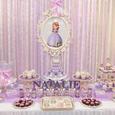 Natalie The First - Sofia the First