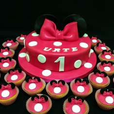 Urte - Baby Minnie Mouse