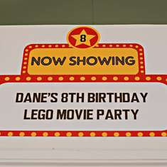 Lego Movie Party - Legos