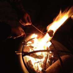 S'Mores Love - Camping & S'more Fun