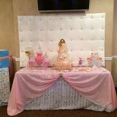 Karinas Royal Shower - Princess