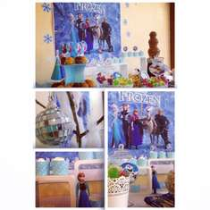 JAN-JUNE BABIES CELEBRATION - FROZEN DISNEY THEME