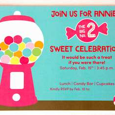 Sweet Shoppe Party - Sweet Shoppe