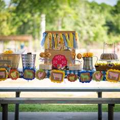 Farm Birthday Party - Farm, Barnyard