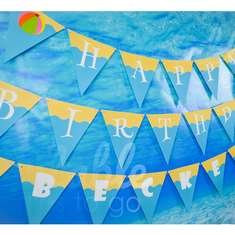 Pool Party - Summer Pool / Splash Birthday Party