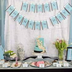 Tiffany-Inspired Tea Party - TIFFANY & CO