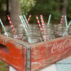 Sarah's rustic Bridal Shower! - Rustic