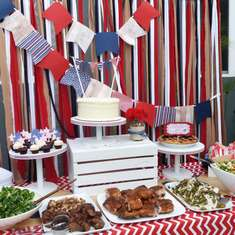 A Memorial Day Birthday - Memorial Day Meets Birthday