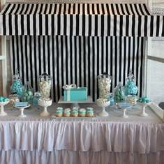 Breakfast at Tiffany's Bridal Shower - TIFFANY & CO