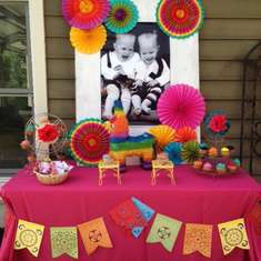 Fiesta First Birthday - Fiesta