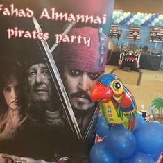 Fahad' the pirate - Pirates