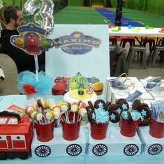Chuggington Traintastic Party - Chuggington