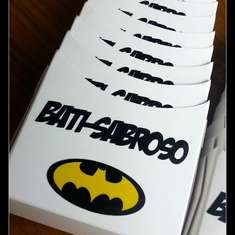Baticumple de Lorenzo! - Batman