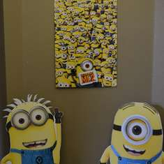 Twin Boys 5th Minion Birthday Party - Minions
