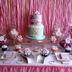 shabby chic party - Shabby Chic, Vintage Glam