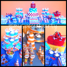 Disney Planes Bday Party - Disney Planes