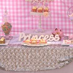 A Party fit for a little princess! - Vintage Princess Party
