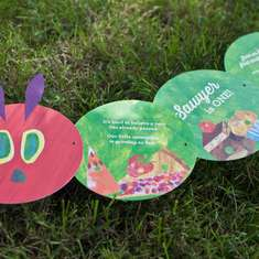 A Very Hungry Caterpillar 1st Birthday Celebration - Very Hungry Caterpillar