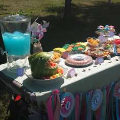 Girly Beach Party - Beach/Under the sea/Summer birthday