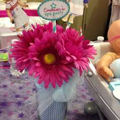 American Girl Spa Party - Spa