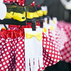 5th Minnie Mouse Bash for Maddie - Minnie Mouse