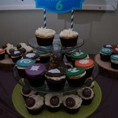 Ty's Skylanders 6th Birthday Party - Skylanders