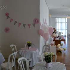 Maria Giulia Baby Shower - TEDDY BEARS
