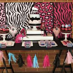 Monster High Party - Monster High