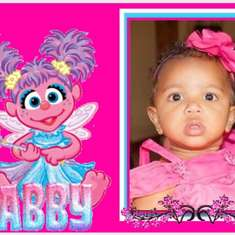 Aaliyah's 1st Birthday - Abby Cadabby Party