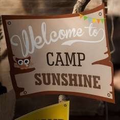 Camp Sunshine Camping Party - None