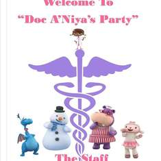 The Doc Is In  - Doc McStuffins