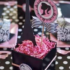 Barbie Parisian Birthday Party - French / Parisian