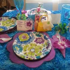Mother's Day Painting Luncheon - Luncheon