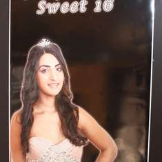 Jacquelyn's Sweet 16  - Chanel