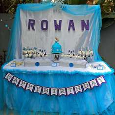 "Princess Rowan's ""Frozen"" Inspired 4th Birthday - Disney's ""Frozen"""