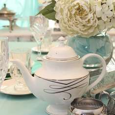 High Tea at Tiffany's by The Hatter Tea Co. - Tea Party - Breakfast at Tiffany's