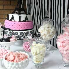 Sweet 16th Paris Theme - French / Parisian