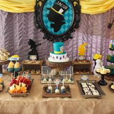 Jacob's Mad Tea Party - Mad Hatter /Alice in Wonderland