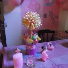 My first baby shower  - Its a girl