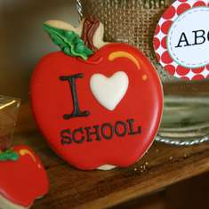 I Heart School - Back to School