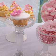 Shabby Chic Vintage Bridal Shower - Shabby chic