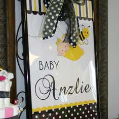 Bumble Bee Baby Shower - Bumble Bees