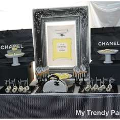 Chanel nº 39 party - Chanel