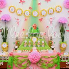Fairy Party Birthday Theme - B15 - Fairy