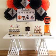 Hipster Spooky Soiree - Halloween Party