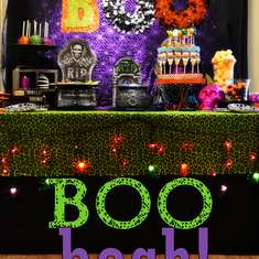 Boo Bash! - Halloween, Witch