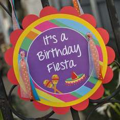 Fiesta Birthday Party - Fiesta / Mexican