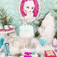 Frozen Party  - Frozen (Disney)